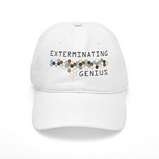 Exterminating Genius Baseball Cap