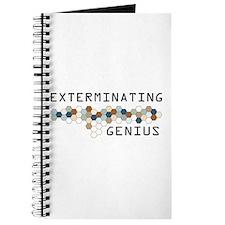 Exterminating Genius Journal