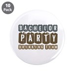 "Bachelor Drinking Team 3.5"" Button (10 pack)"