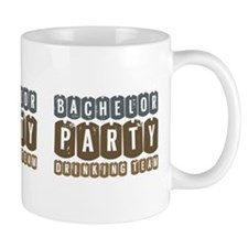 Bachelor Drinking Team Mug