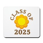 Class Of 2025 Logo Mousepad