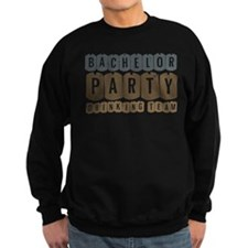 Bachelor Drinking Team Sweatshirt (dark)