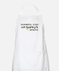 Environmental Science Genius BBQ Apron