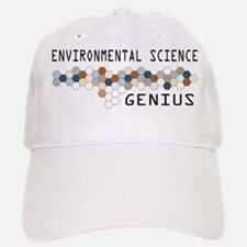 Environmental Science Genius Baseball Baseball Cap