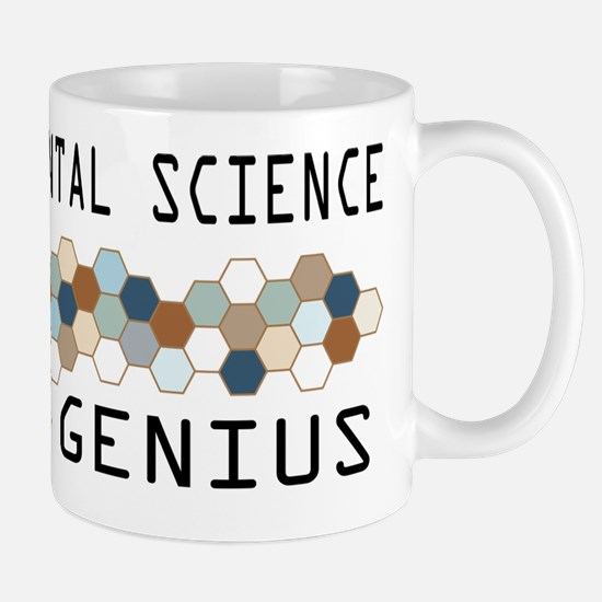 Environmental Science Genius Mug