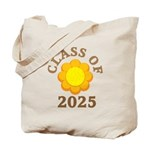 Class Of 2025 Logo Tote Bag