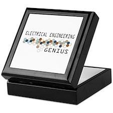 Electrical Engineering Genius Keepsake Box