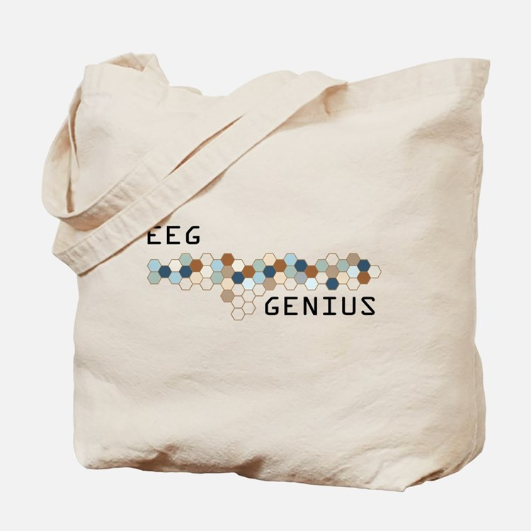 EEG Genius Tote Bag