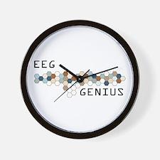 EEG Genius Wall Clock