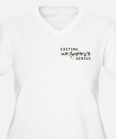 Editing Genius T-Shirt