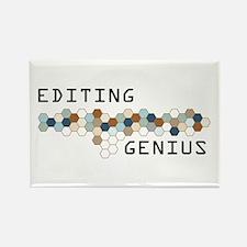 Editing Genius Rectangle Magnet