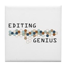 Editing Genius Tile Coaster