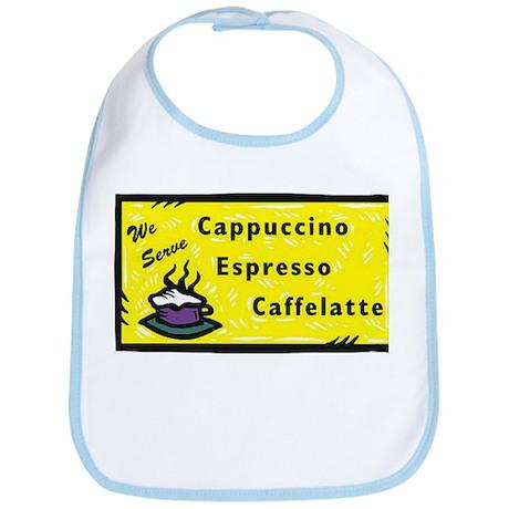 Cappuccino Bib