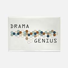 Drama Genius Rectangle Magnet