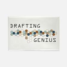 Drafting Genius Rectangle Magnet