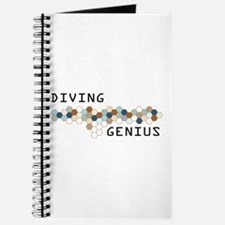Diving Genius Journal