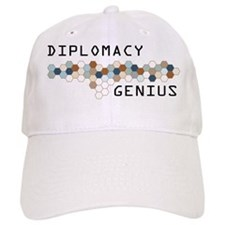 Diplomacy Genius Baseball Cap