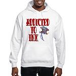 Addicted to Ink Hooded Sweatshirt