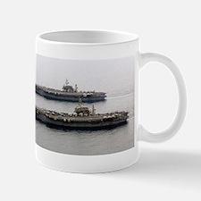 Kitty Hawk & Constellation Mug US Navy gift