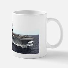 USS Kitty Hawk CV63 Mug US Navy Gift