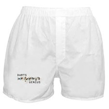Darts Genius Boxer Shorts