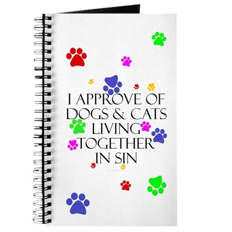 Pets living in sin Journal