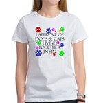 Pets living in sin Women's T-Shirt