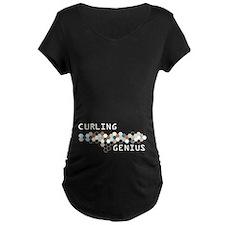 Curling Genius T-Shirt