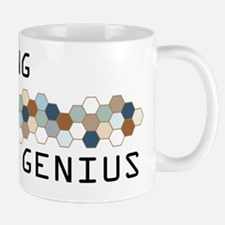 Curling Genius Mug