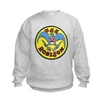 USS ROBISON Kids Sweatshirt