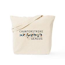 CounterStrike Genius Tote Bag