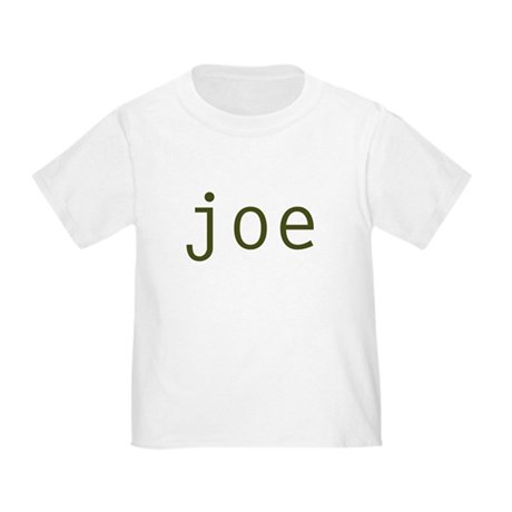 joe's Toddler T-Shirt