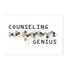 Counseling Genius Postcards (Package of 8)