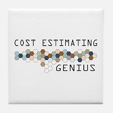 Cost Estimating Genius Tile Coaster