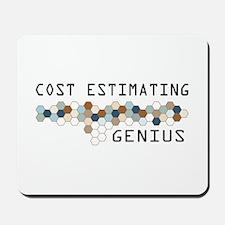 Cost Estimating Genius Mousepad