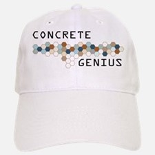 Concrete Genius Baseball Baseball Cap