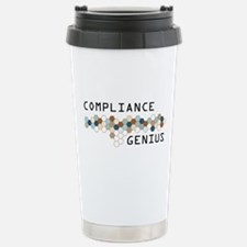Compliance Genius Stainless Steel Travel Mug