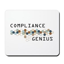 Compliance Genius Mousepad