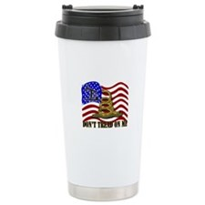 Don't Tread On Me! Fight for Travel Mug