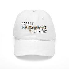 Coffee Genius Baseball Cap