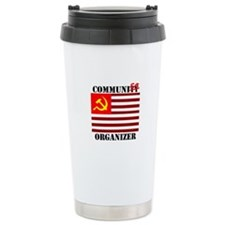 Community Organizer Travel Coffee Mug