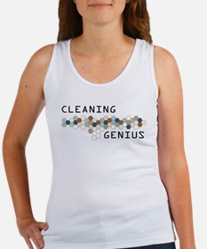 Cleaning Genius Women's Tank Top
