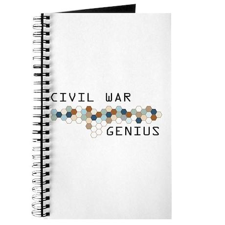 Civil War Genius Journal