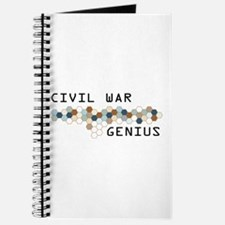 Civil War Genius Journal