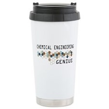 Chemical Engineering Genius Travel Mug