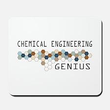 Chemical Engineering Genius Mousepad
