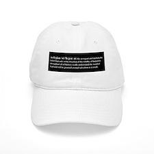 Religion Baseball Cap