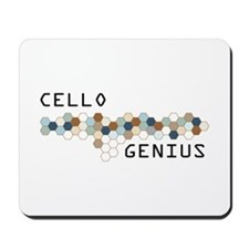 Cello Genius Mousepad