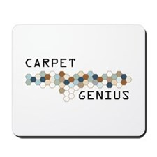 Carpet Genius Mousepad