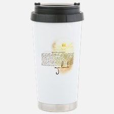 Mark's of da Vinci Travel Mug